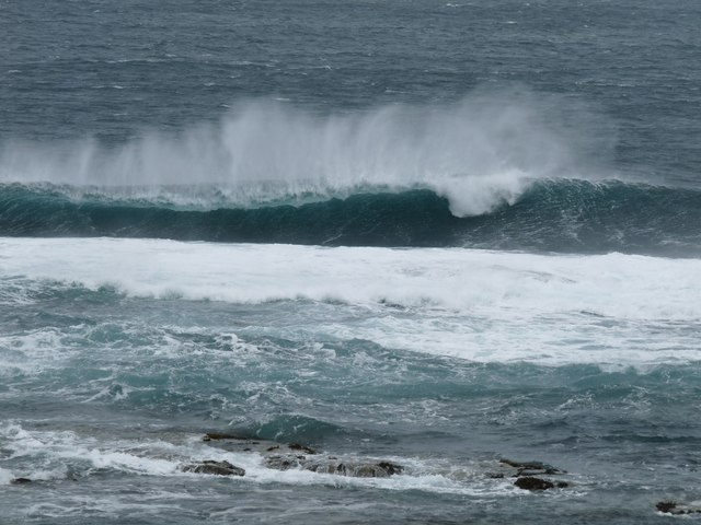 Atlantic swell on Aird na Greagaig