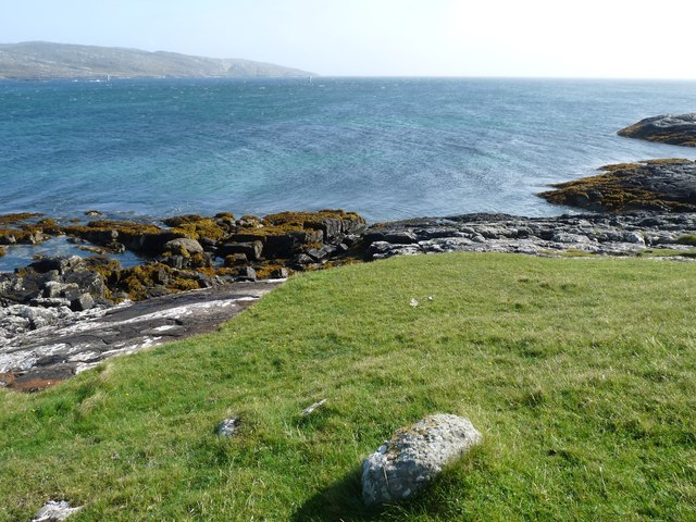 Northeast extremity of Vatersay