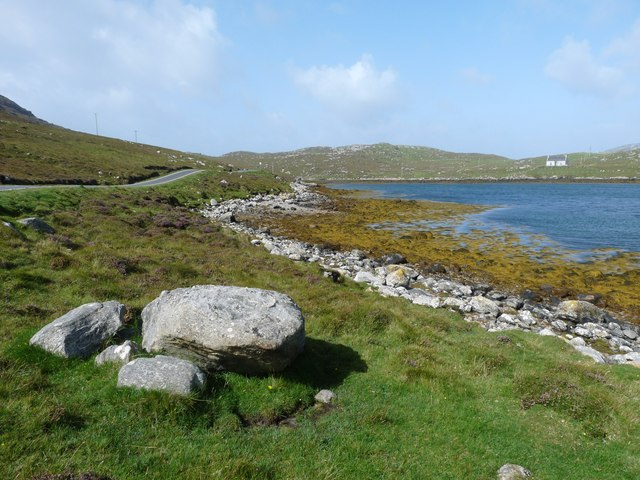 The inner bay of Chornaig
