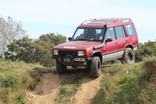 Off road display, Laughton Show