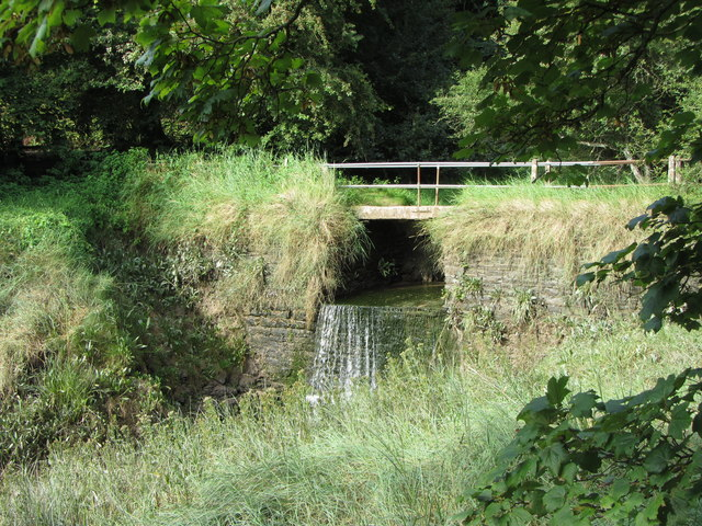 Footbridge near Purton