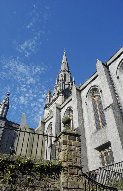 St Nicholas (the Mither Kirk), Aberdeen