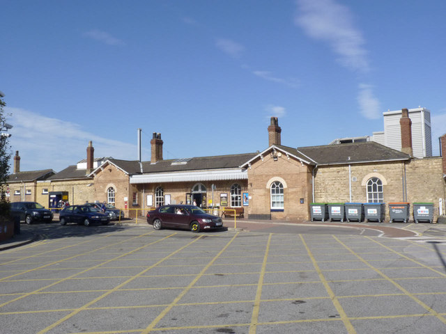 Newark Northgate Station