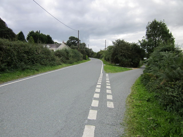 Old Coach Road, Broxton