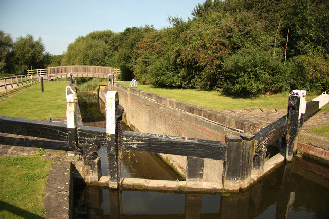 Hollygate Lane Lock