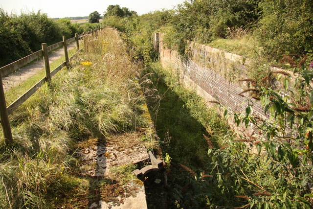 Cropwell Bottom Lock