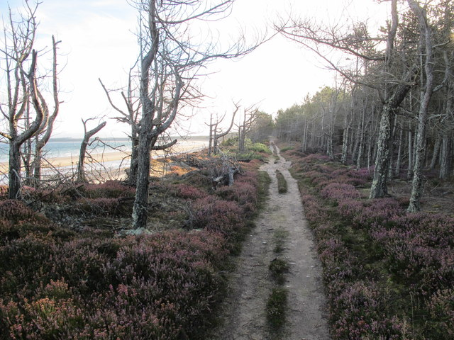 Moray Coastal Trail