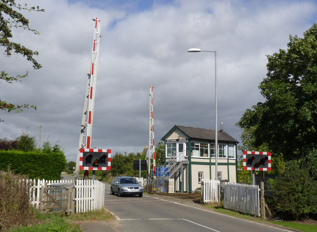 Staythorpe Crossing