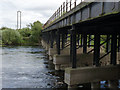 SK7753 : Averham Viaduct  by Alan Murray-Rust