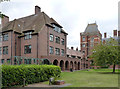 SK7755 : Kelham Hall  by Alan Murray-Rust