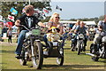 TQ5012 : Classic motorcycles, Laughton Show by Oast House Archive