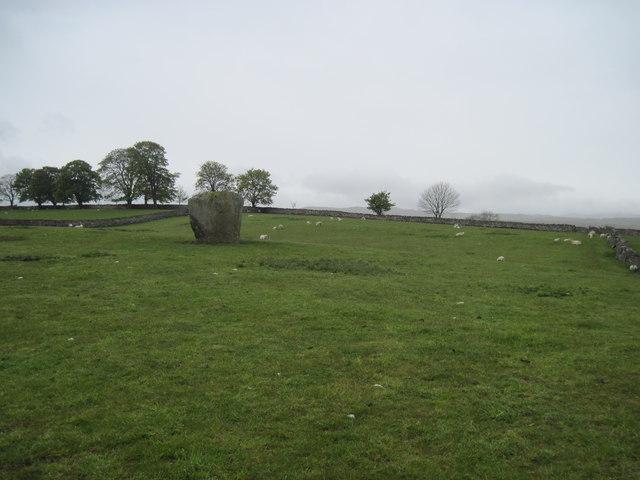 Goggleby  Stone  near  Shap