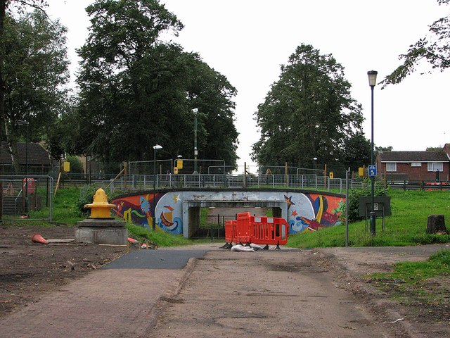 Robin Hood Way underpass