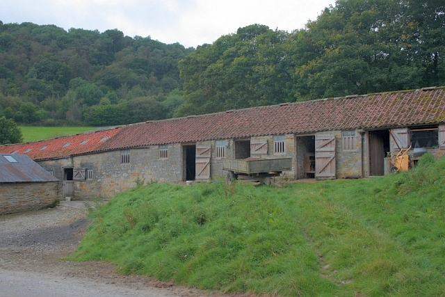 Barns, West Sleightholme Dale Farm