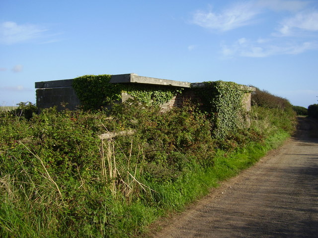 War time defences, RAF Bolt Head