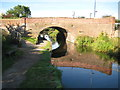 SP1592 : Birmingham & Fazeley Canal: Minworth Green Bridge by Nigel Cox