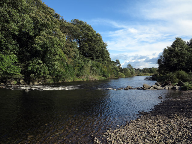 River Wear at Escomb