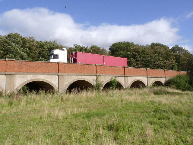 Smeaton's arches, near Muskham Bridge
