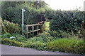 SP9830 : Path toward Watergate Farm by Philip Jeffrey
