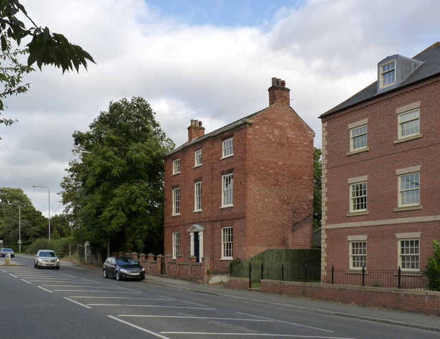 Orchard House, Farndon Road
