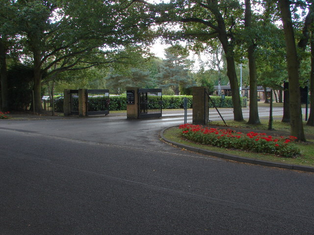 Easthampstead crematorium