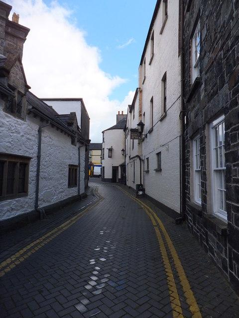 Church Street Llanrwst