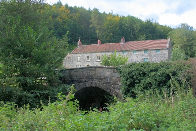 Bridge at Hold Caldron
