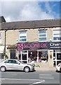 SE1225 : Bloomin Chic - Leeds Road by Betty Longbottom
