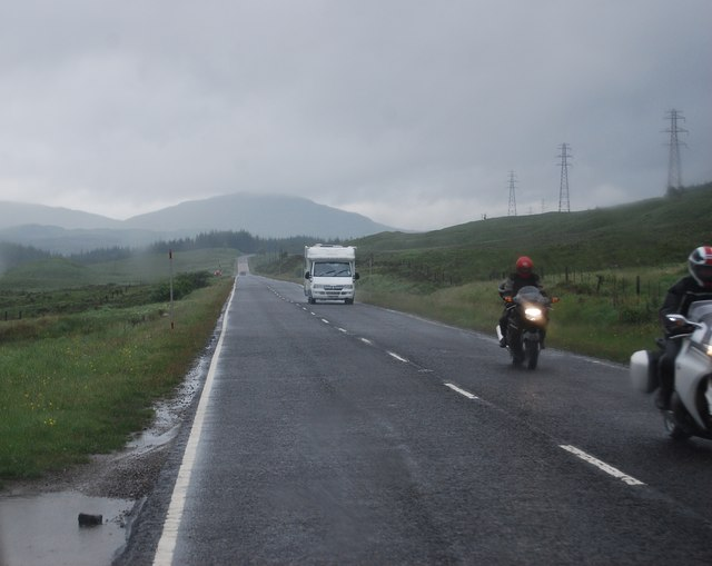 A82, Glen Orchy