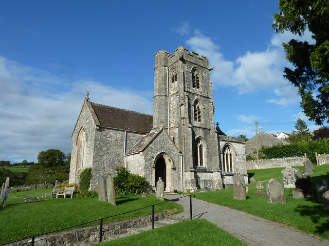 St Michael & All Angels, Butcombe: September 2012
