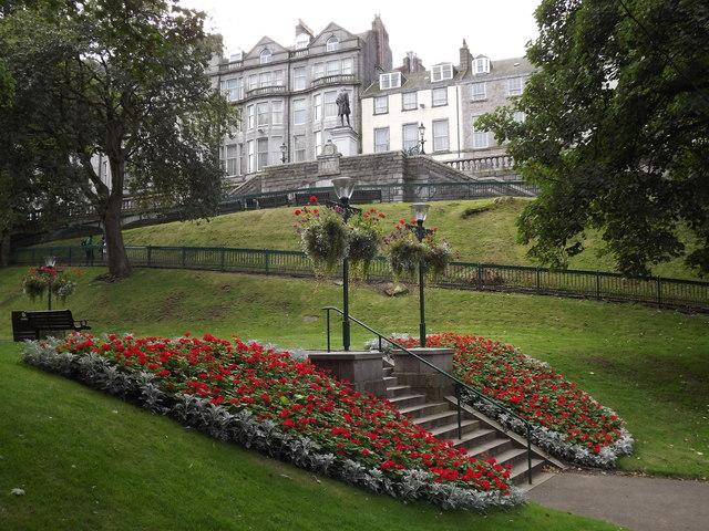 Union Terrace Gardens
