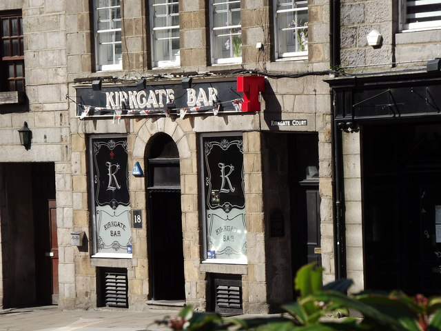 Kirkgate Bar