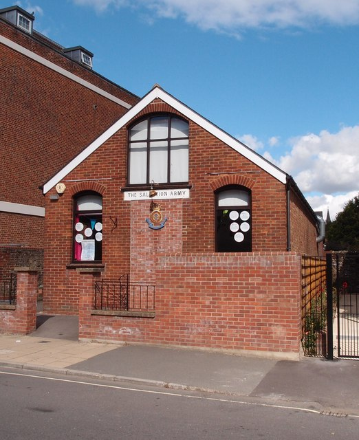Petersfield Salvation Army