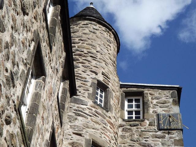 Provost Skene's House - Detail