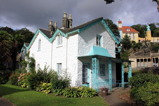 The Mermaid, Portmeirion