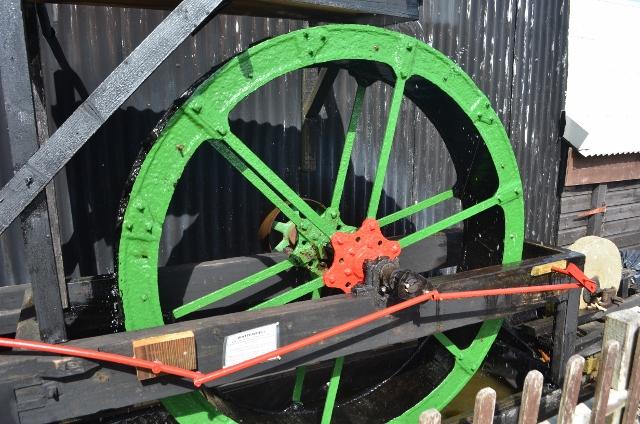 Tolgus Tin - Overshot wheel