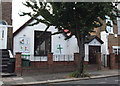 TQ2078 : Acton Green Church by Dr Neil Clifton