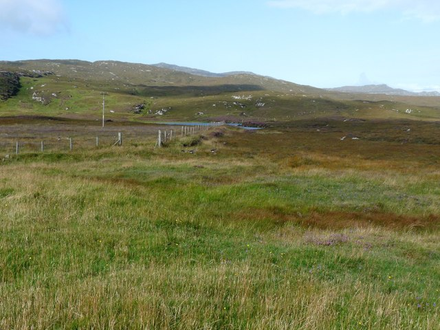 Barra's interior moors