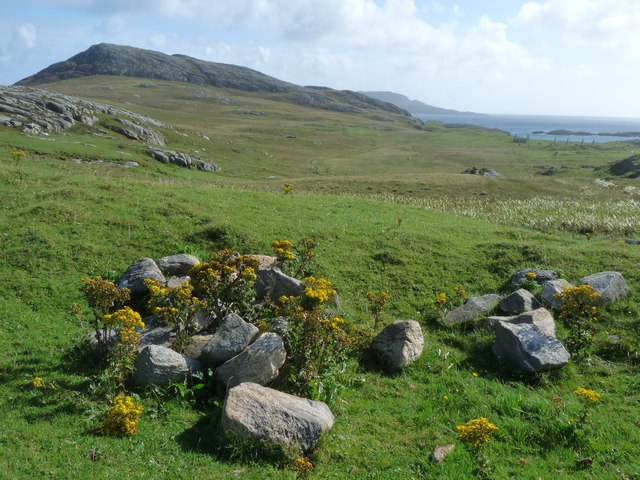Eòrasdail in the Isle of Vatersay