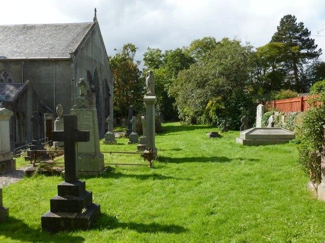 Rhu Parish Churchyard