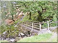 NY2719 : Ashness Footbridge by Gordon Griffiths