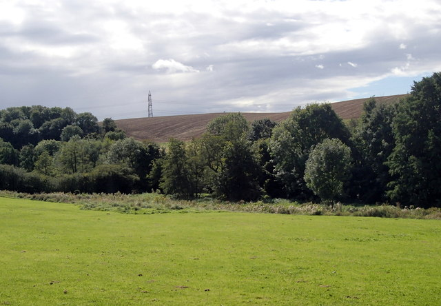 Valley of Maltby Dike
