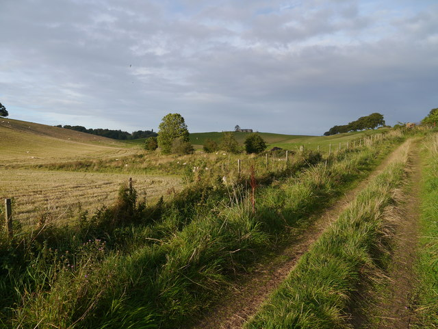An Autumn Evening Near Chesters