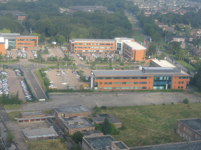 Trading estate, Heald Green
