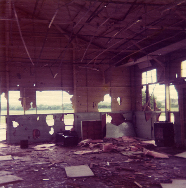 Demolition of Holbrook Primary School (13)