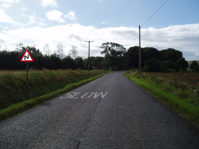 South of Eathiebeaton Farm