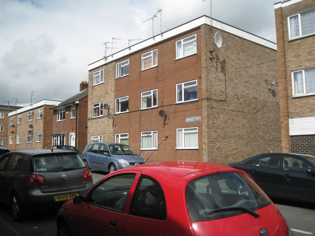 Flats and a house, Humphris Street