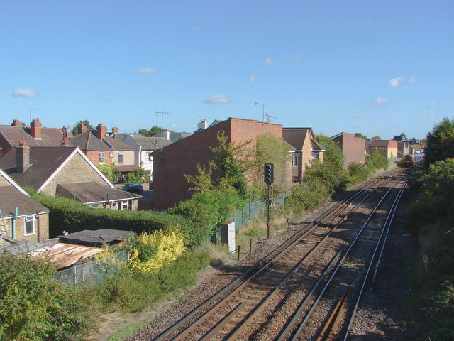 Railway, Egham