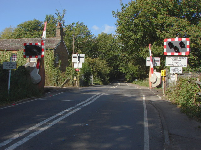 Rusham crossing