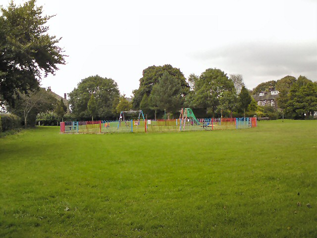 Mottram play area